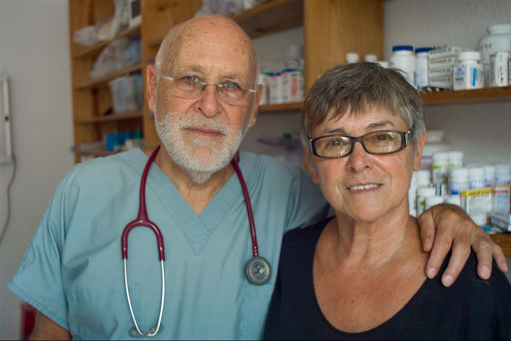 Dr Lyle and Andrea